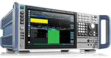 Rohde & Schwarz launches R&S FSV3000 and R&S FSVA3000 spectrum analysers