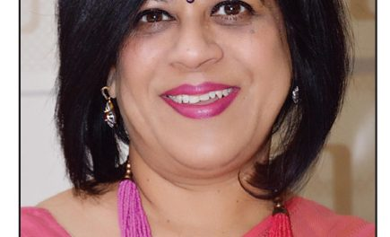 Interview with Jagran Prakashan Limited's Sarbani Bhatia