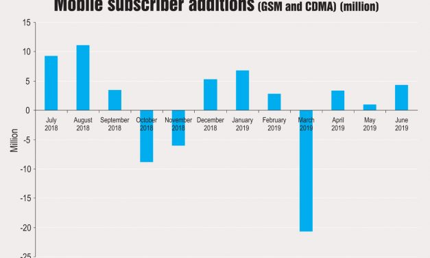 Mobile Trends and Shares:Subscriber additions and operators' market share
