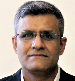 Shailendra Kalra, CSO and Head of Business Development, Vedang Cellular Services