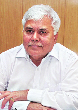 """Views of Dr R.S. Sharma : """"There is a huge potential for satellite technologies in the country"""""""